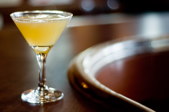 the sidecar is a classic cocktail traditionally made with cognac ...
