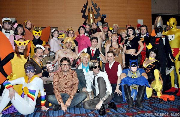 cosplay guide venture bros blog